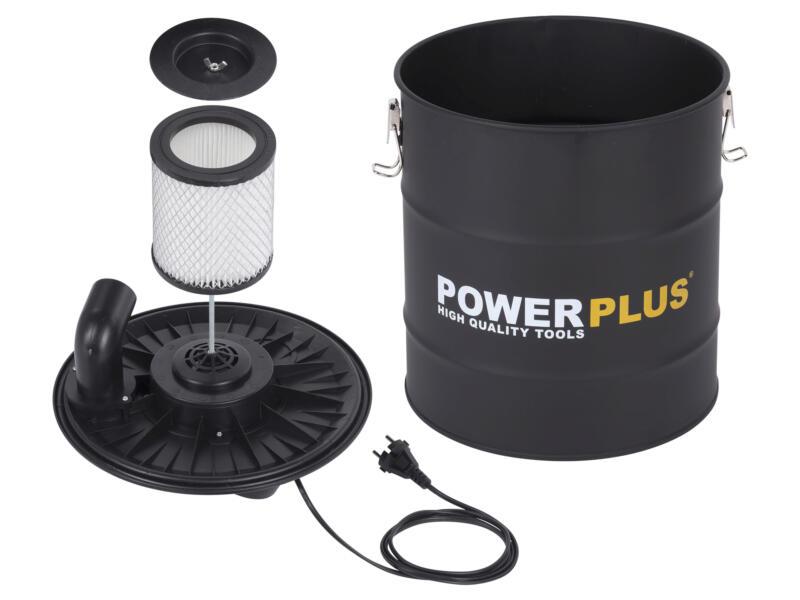 Powerplus Hq Powx300 Aspirateur Vide Cendres 1200w 20l
