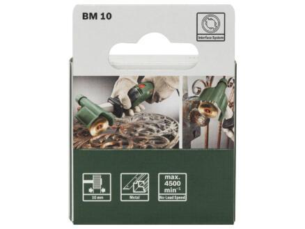 Bosch PRR250ES disque laiton 10mm