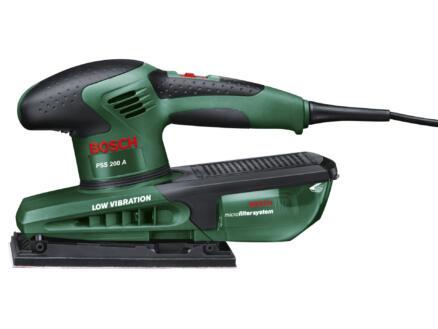 Bosch PSS 200 A ponceuse vibrante 200W