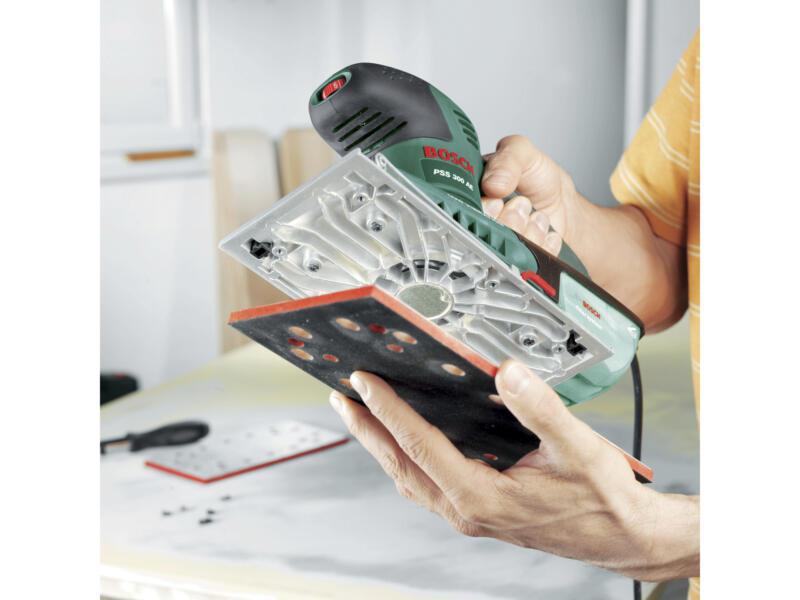Bosch PSS 300 AE ponceuse vibrante 250W
