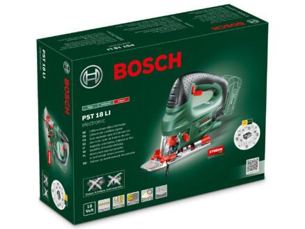 Bosch PST 18 LI scie sauteuse sans fil 18V Li-Ion batterie non comprise