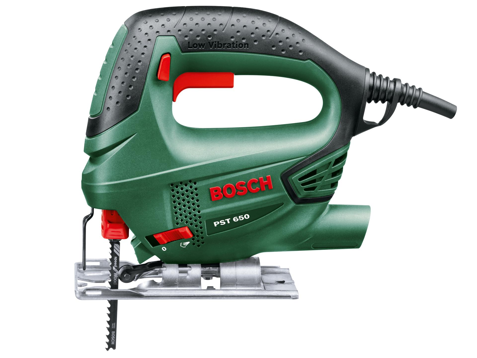Vaak Bosch PST 650 decoupeerzaag 500W | Hubo UY65