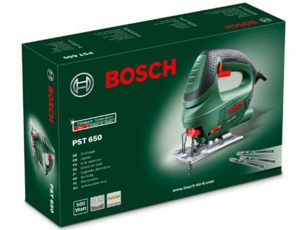 Bosch PST 650 scie sauteuse 500W