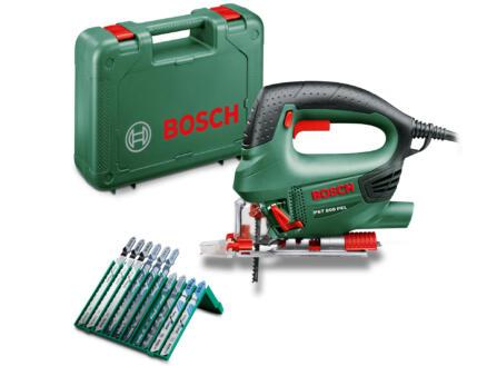 Bosch PST 800 PEL decoupeerzaag 530W + 10 accessoires