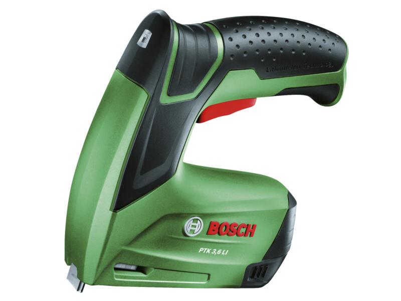 Bosch PTK 3,6 LI agrafeuse sans fil 3,6V Li-Ion