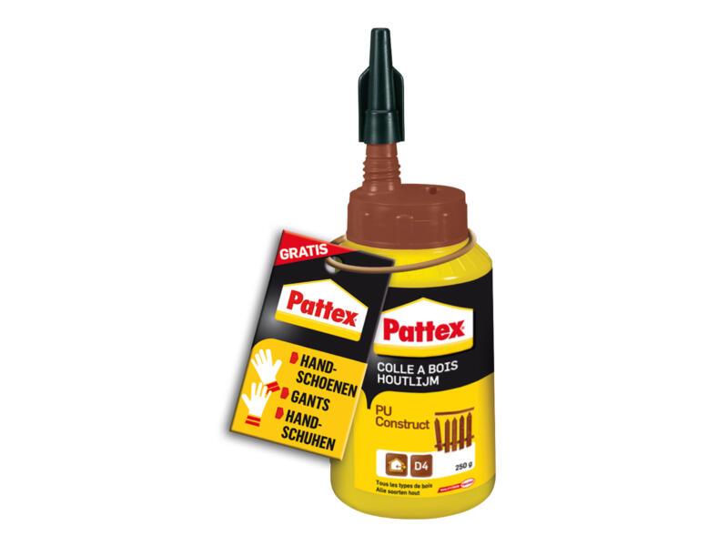Pattex PU Construct houtlijm 250g
