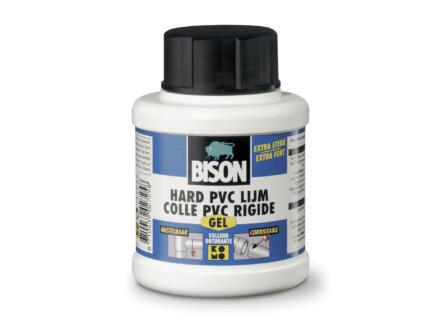 Bison PVC-lijm gel 250ml transparant