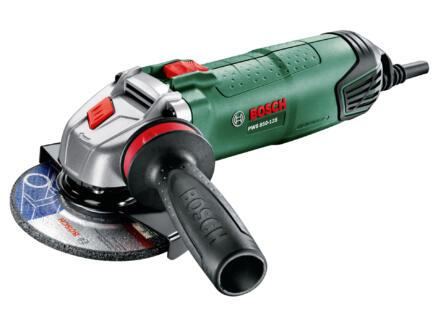 Bosch PWS 850-125 haakse slijper 850W 125mm + accessoires
