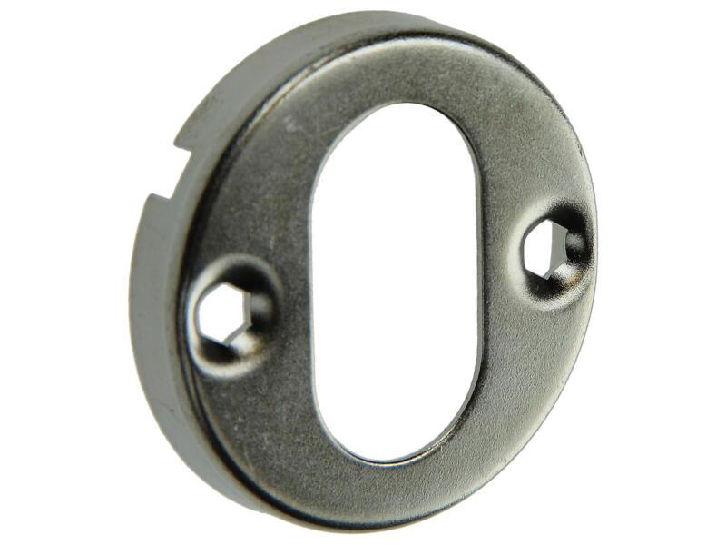 Yale PZ sleutelrozetset 50mm inox