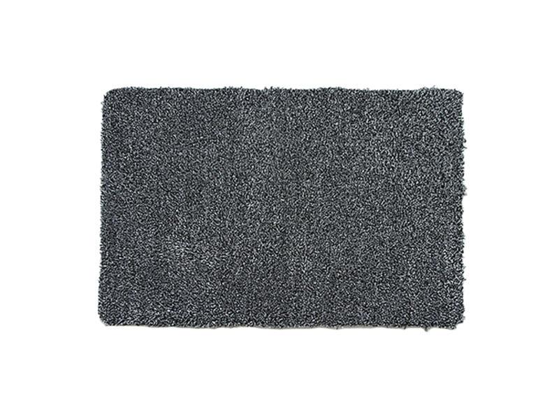 Paillasson 45x70 cm gris foncé