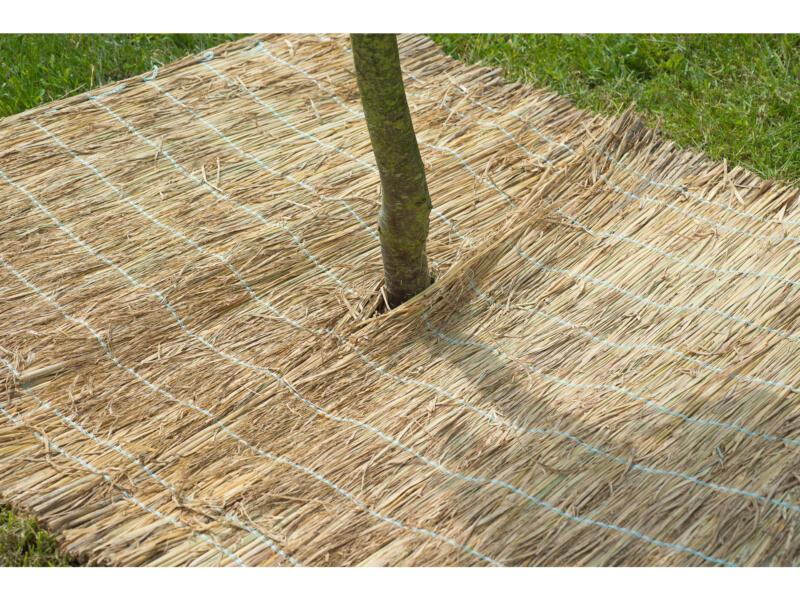 Paillon paille de riz cousue 1x1,5 m