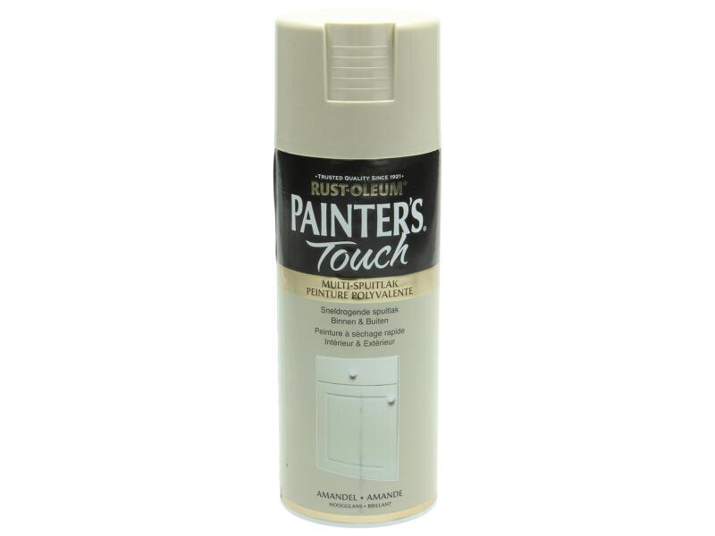 Painter's Touch lakspray hoogglans 0,4l amandel