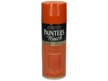 Painter's Touch lakspray hoogglans 0,4l echt oranje