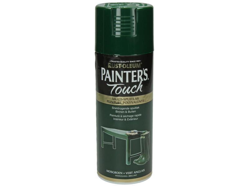 Painter's Touch lakspray hoogglans 0,4l mosgroen