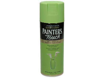 Painter's Touch lakspray zijdeglans 0,4l appelgroen