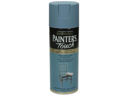 Painter's Touch lakspray zijdeglans 0,4l leisteenblauw