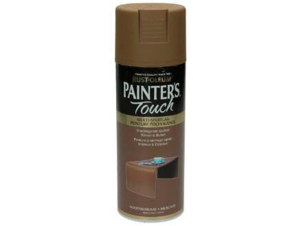 Painter's Touch lakspray zijdeglans 0,4l nootmuskaat