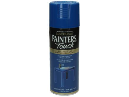 Painter's Touch laque en spray brillant 0,4l bleu brillant