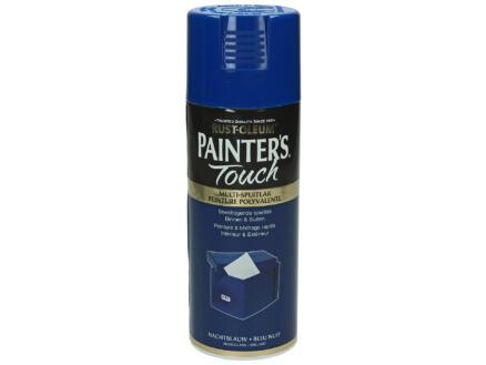 Painter's Touch laque en spray brillant 0,4l bleu nuit