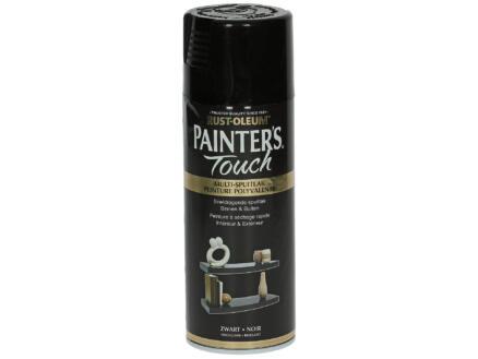 Painter's Touch laque en spray brillant 0,4l noir
