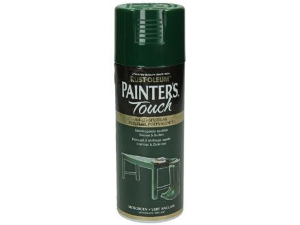 Painter's Touch laque en spray brillant 0,4l vert anglais