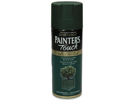 Painter's Touch laque en spray brillant 0,4l vert impérial