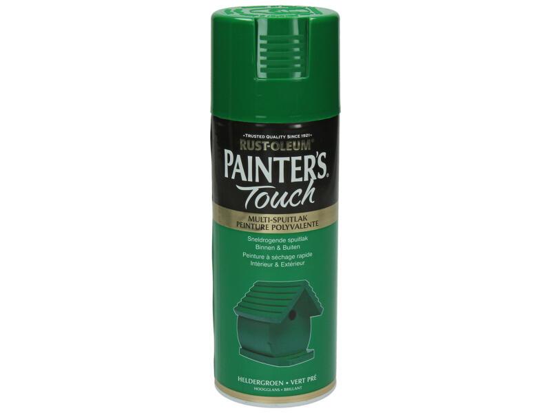 Painter's Touch laque en spray brillant 0,4l vert pré