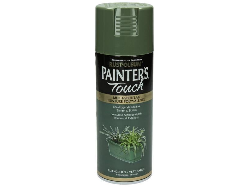 Painter's Touch laque en spray brillant 0,4l vert sauge