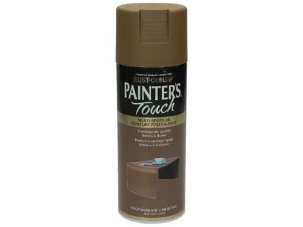 Painter's Touch laque en spray satin 0,4l noix muscade