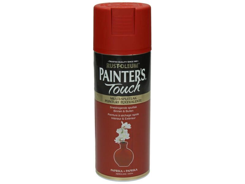 Painter's Touch laque en spray satin 0,4l paprika
