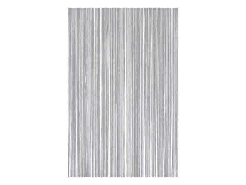 Sun-Arts Palermo deurgordijn 100x232 cm transparant en wit