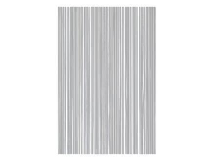 Sun-Arts Palermo deurgordijn 90x210 cm transparant en wit