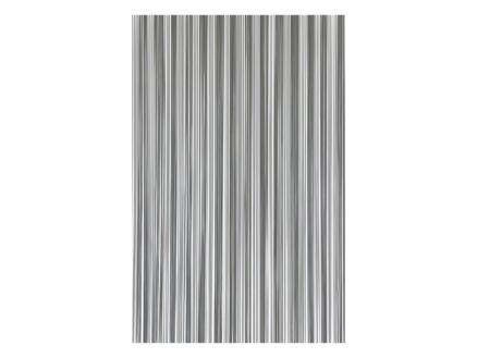 Sun-Arts Palermo rideau de porte 100x232 cm transparent/gris