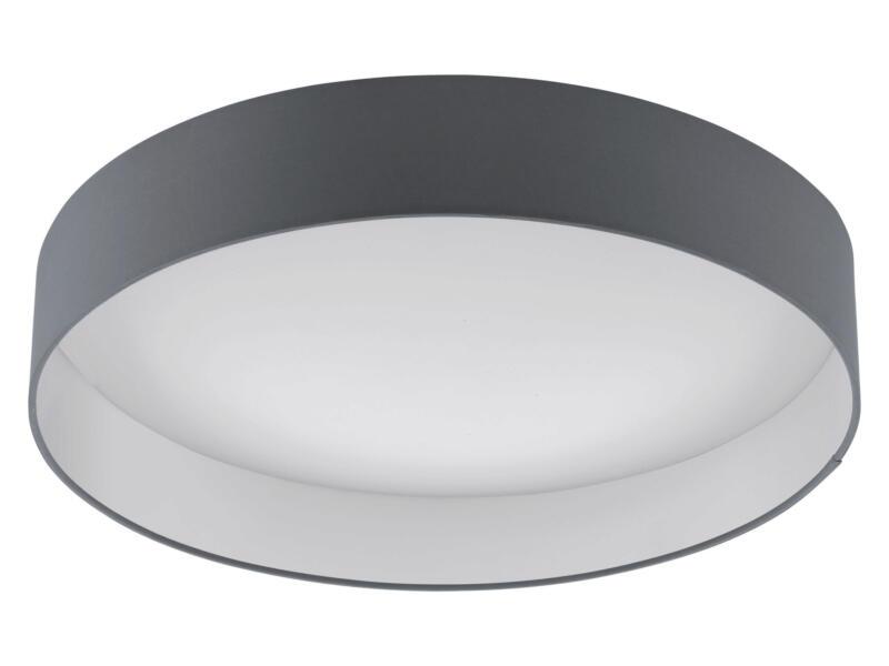 Eglo Palomaro LED plafondlamp 24W wit/antraciet