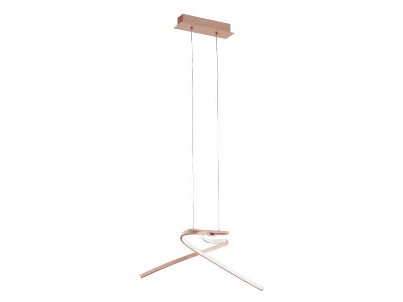 Eglo Palozza LED hanglamp 2x11 W roségoud