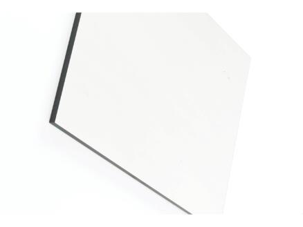 Panneau compact 305x130 cm 6mm beige