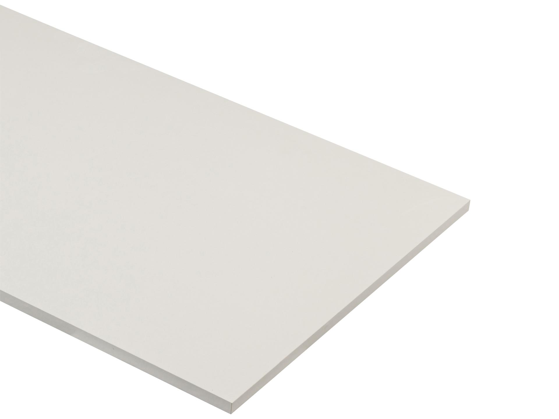 panneau de meuble 80x60 cm blanc paisseur 18mm hubo