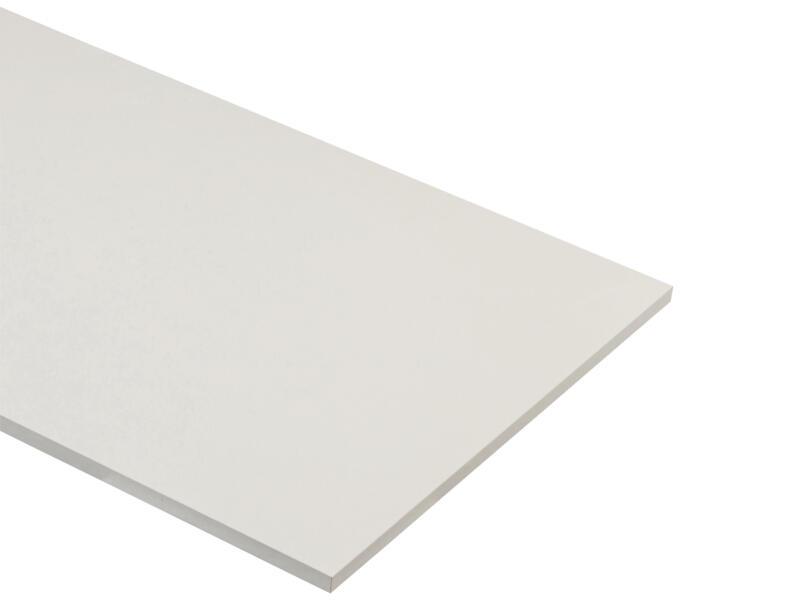 Panneau de meuble 80x60 cm blanc épaisseur 18mm