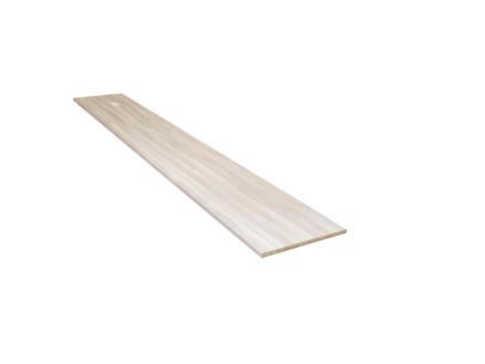 Panneau meuble 250x30 cm silex