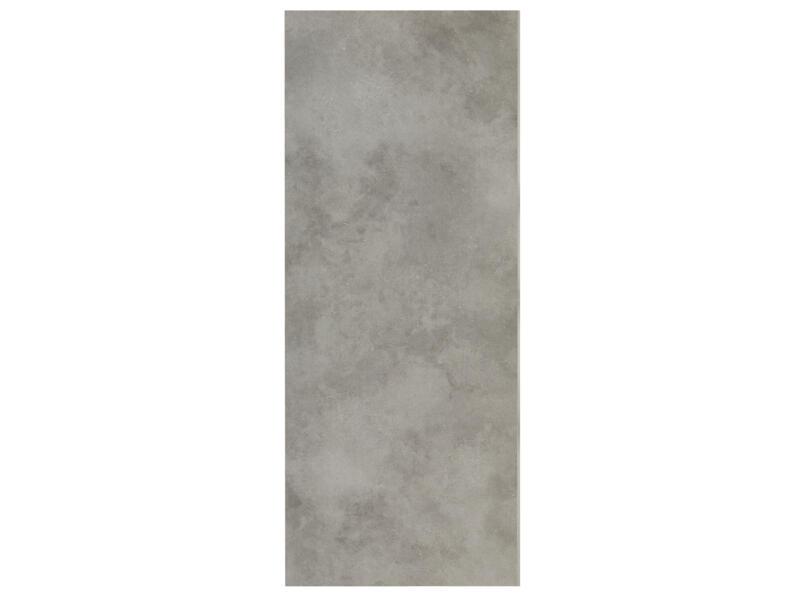 Panneau meuble 250x50 cm béton