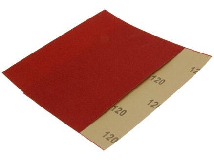 Sam Papier abrasif G120 sec moyen (3 pièces)