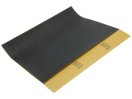 Sam Papier abrasif waterproof G600 extra fin (5 pièces)