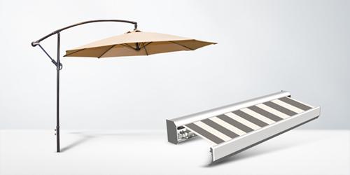 Parasols & tentes solaires