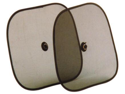 Carpoint Pare-soleil 45x38 cm 2 pièces