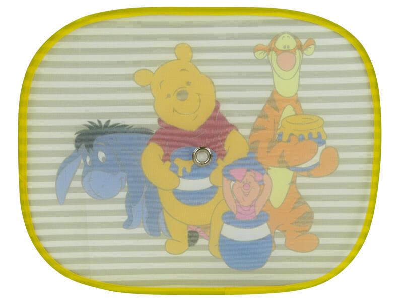 Disney Pare-soleil Winnie The Pooh 44x36 cm 2 pièces