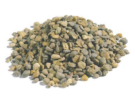 Parelgrind 4-16 mm 40kg beige