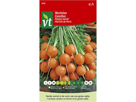 Parijse Markt wortelen