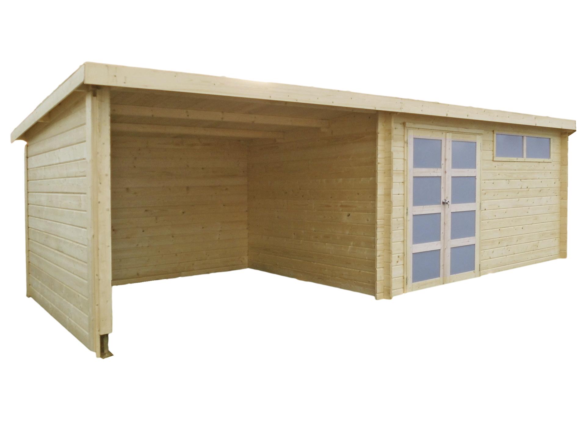 hubo abri de jardin zen iii. Black Bedroom Furniture Sets. Home Design Ideas