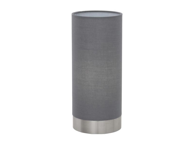 Eglo Pasteri tafellamp E27 40W grijs dimbaar
