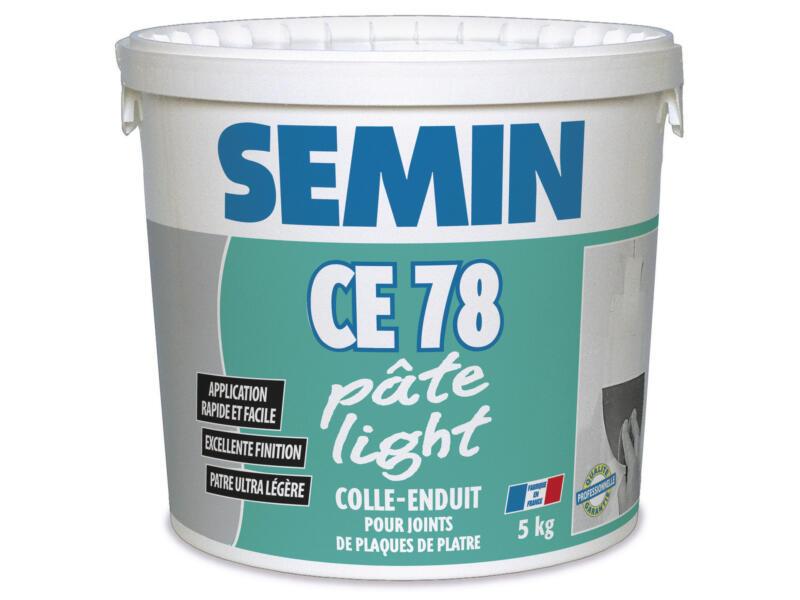 Semin Pâte Light voegmiddel voor gipsplaten 5kg